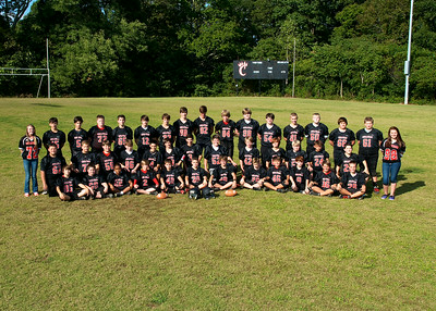 CMS Football Team Pictures