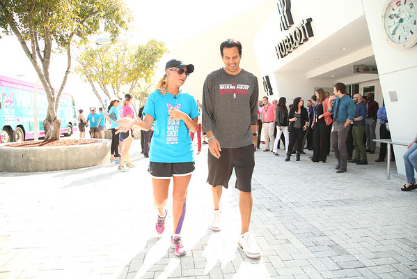 """03-20-15 """"Walk In My Shoes"""" Miami Heat at AAA & Downtown Miami (Highlights) by Omar Vega"""