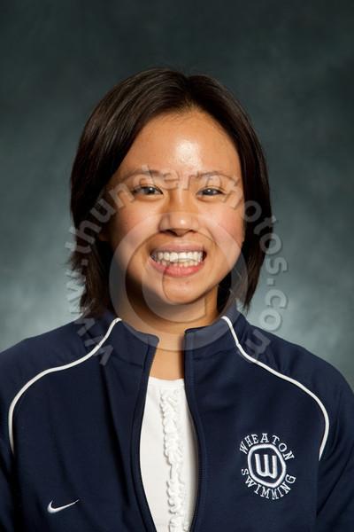 Wheaton College 2009-10 Swim Team