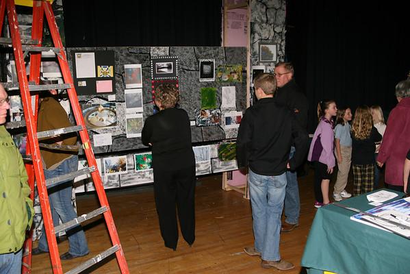 2011 Art Show and Concert