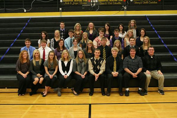 2012-2013 School Year