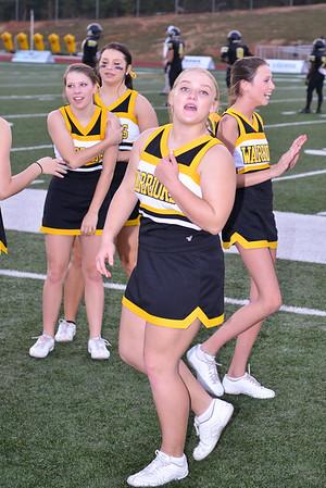 Cheer Action Shots Oct. 2013