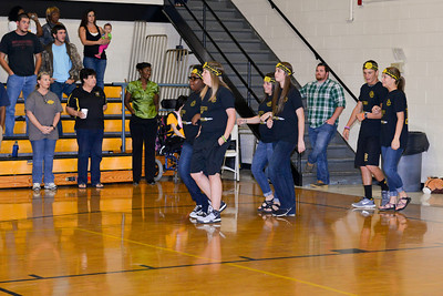 2013 Senior day Pep rally  (Free Downloads)