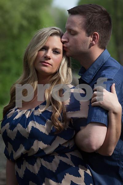 Ashley and Eric Engagement Session