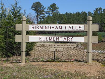 Birmingham Falls Elementary School