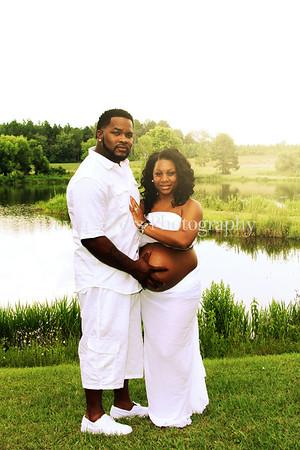 Brett & Brittany~Maternity