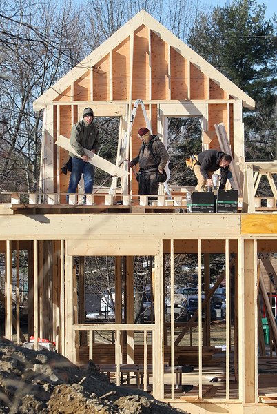 Burlington house construction 122116