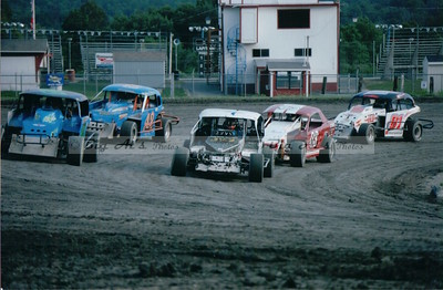 Canaan Dirt Speedway 2008-2009-Coupes