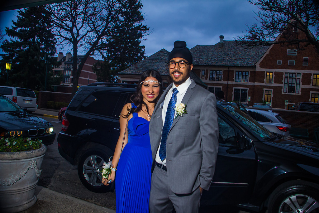 . Detroit Country Day Prom 2014 - The Townsend Hotel, 5/1/2014.  Photos by Dylan Dulberg//Special to The Oakland Press