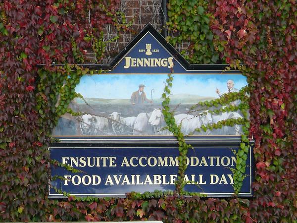 Pub Sign - Agricultural Hotel, Castlegate, Penrith 111004