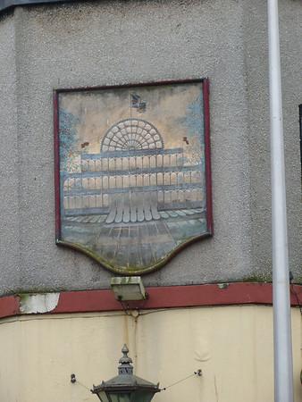Pub Sign - Crystal Palace, Dalkeith Street, Barrow 120310