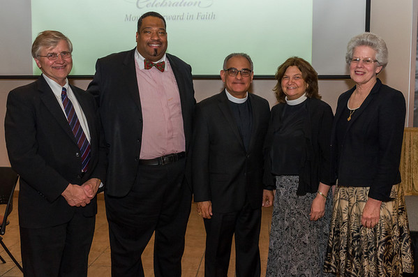 Spring Convocation 2014-Distinguished Alumni