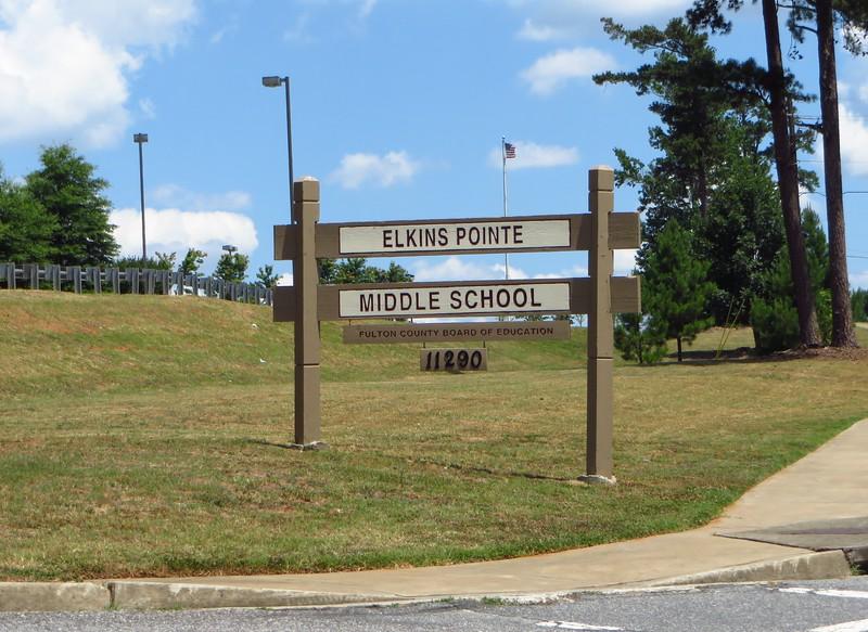 Elkins Pointe Middle School Roswell GA