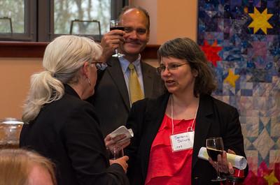 Faculty Alumni Reception