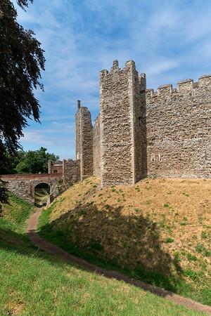 Framlington Castle