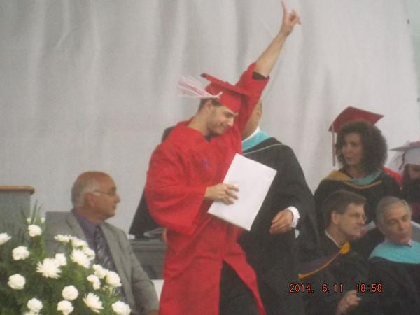 HAHS graduation 6-11-14