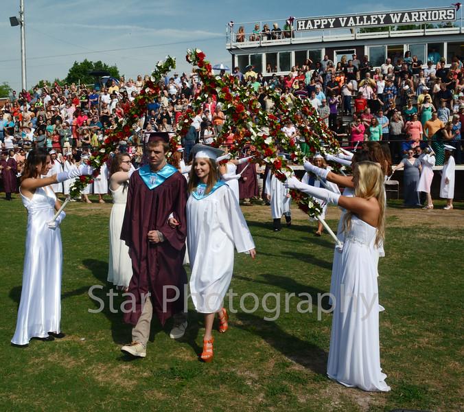 Happy Valley graduates 22 031
