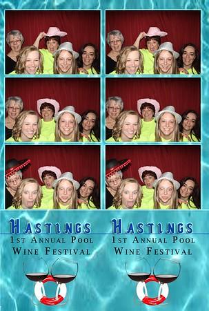 Hastings Annual Wine Pool Festival