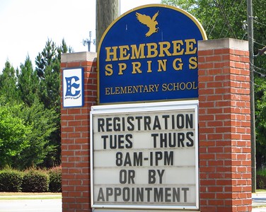 Hembree Springs Middle