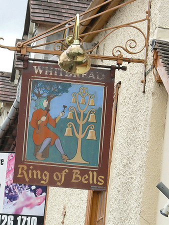 Pub Sign - Ring of Bells, New Street, Ledbury