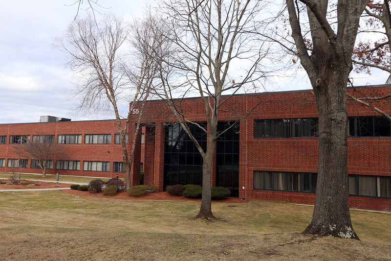 High value real estate at  55 Technology Drive in Lowell. (SUN/Julia Malakie)