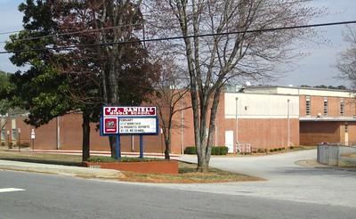 J J  Daniell Middle School Marietta GA