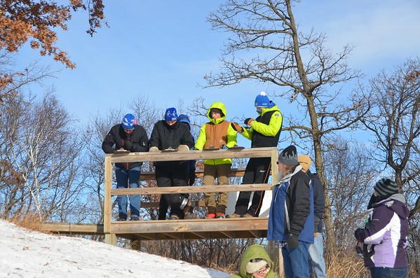 John R Lyons Memorial Tournament at St Paul Ski Club:  January 4, 21015