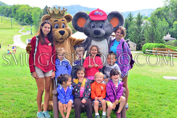 July 29th - CAMP GROUP PHOTOS