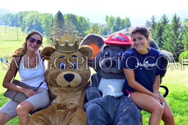 July22 - CAMP PHOTOS w/ Mogul Mouse and B.Bear