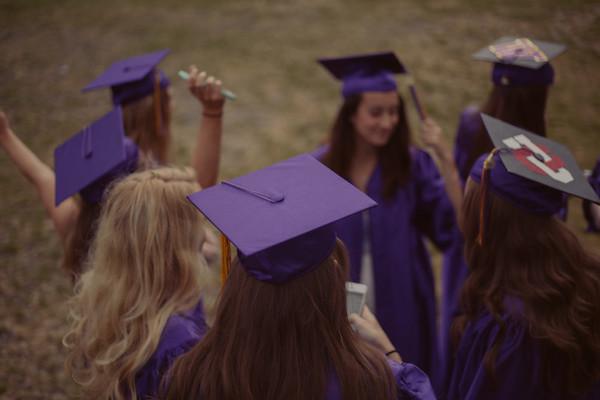 Katie Zue Graduation