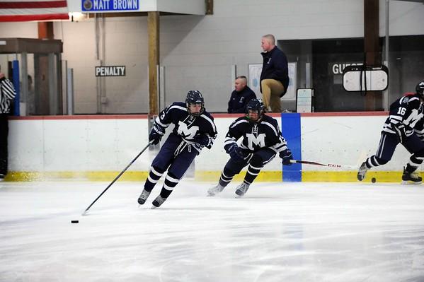 Medway High School Hockey 2014 - 2015