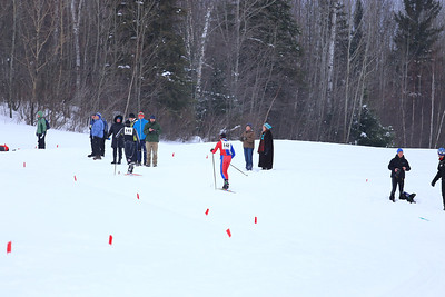 Mesabi Invitational:  Giant's Ridge Jan. 11, 2014