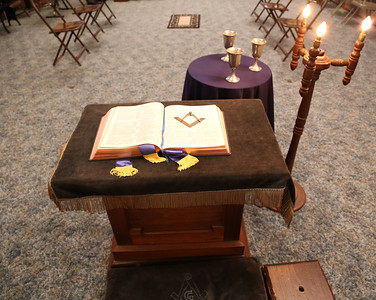 Moore Lodge #303 150th Rededication 10-25-2014