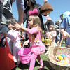 Children look for their parents after the 3-4 year old egg scramble during the 18th Annual Eggstravaganza Egg Scramble at John Shaw Field in CommunityPark on Saturday.<br /> April 7, 2012 <br /> staff photo/ David R. Jennings