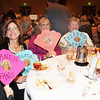 Fans of Diane Etsuo Johnson, Education award winner,  show their fans at the  2012 Heart of Broomfield Award ceremony at the Omni Interlocken Resort on Monday.<br /> <br /> <br /> April 9, 2012 <br /> staff photo/ David R. Jennings