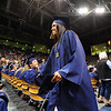 Rainey Gaffin smiles after receiving her diploma during Legacy High School's graduation ceremony at Coors Event Center at the University of Colorado on Monday.<br /> <br /> May 14, 2012 <br /> staff photo/ David R. Jennings