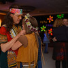 """Chad and Sara Pringle slow dance during the 48th annual Bal Swan Ball with the 1960's theme of """"Peace, Love and Bal Swan"""" at the Omni Interlocken Hotel Resort on Saturday.<br /> March 2, 2013<br /> staff photo/ David R. Jennings"""