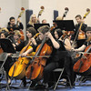The High School Concert Orchestra perform during the Adams 12 Five Stars Schools Orchestra Festival at Legacy High School on Saturday.<br /> For more photos please see broomfieldenterprise.com.<br /> December 3, 2011<br /> staff photo/ David R. Jennings