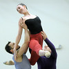 "Meredith Strathmeyer, center, is lifted by Brandon Freeman, left, and Ben Delony during rehearsal of Ballet Nouveau Colorado's Love in the Digital Age on Saturday.<br /> For more photos please see  <a href=""http://www.broomfieldenterprise.com"">http://www.broomfieldenterprise.com</a><br /> January 21, 2012<br /> staff photo/ David R. Jennings"
