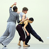 "Damien Patterson, left, Colby Foss and Marian Faustino dance together during rehearsal of Ballet Nouveau Colorado's Love in the Digital Age on Saturday.<br /> For more photos please see  <a href=""http://www.broomfieldenterprise.com"">http://www.broomfieldenterprise.com</a><br /> January 21, 2012<br /> staff photo/ David R. Jennings"
