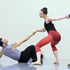"Brandon Freeman, left, and Meredith Strathmeyer perform a dance together with Ben Delony, right, during rehearsal of Ballet Nouveau Colorado's Love in the Digital Age on Saturday.<br /> For more photos please see  <a href=""http://www.broomfieldenterprise.com"">http://www.broomfieldenterprise.com</a><br /> January 21, 2012<br /> staff photo/ David R. Jennings"