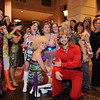 Bal Swan Children's Center teachers pose for pictures at the Bal Swan Ball, Saturday Night Fever, fundraiser at the Omni Interlocken Resort Hotel on Saturday.<br /> March 3, 2012 <br /> staff photo/ David R. Jennings