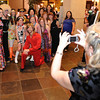 Bal Swan Children's Center teachers pose for pictures at the Bal Swan Ball, Saturday Night Fever, fundraiser at the Omni Interlocken Resort Hotel on Saturday.<br /> March 2, 2012 <br /> staff photo/ David R. Jennings