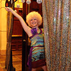 Sara Pringle, Bal Swan teacher, poses at the door of the ballroom while attending the Bal Swan Ball, Saturday Night Fever, fundraiser at the Omni Interlocken Resort Hotel on Saturday.<br /> March 3, 2012 <br /> staff photo/ David R. Jennings