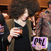 Molly Kemmer looks at items in the silent aution while attending the Bal Swan Ball, Saturday Night Fever, fundraiser at the Omni Interlocken Resort Hotel on Saturday.<br /> <br /> March 3, 2012 <br /> staff photo/ David R. Jennings