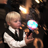 Kaleb King, 3, dances with a flashing wand during the Bal Swan Children's Center Pint-Sized Ball on Saturday.<br /> November 6, 2010<br /> staff photo/David R. Jennings