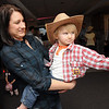 Terry Oakley dances with her son Kaleb, 2 1/2, at Bal Swan Children's Center's Pint Sized Ball aty the center on Saturday.<br /> <br /> November 14, 2009<br /> Staff photo/David R. Jennings