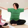 "Instructor Heather Sutton, right, demonstrates a ballet position to Kara Newton, 8, during Ballet Nouveau Colorado's Ballet Expressions classes for the physically and mentally challenged students on Thursday at the BNC studios.<br /> For more photos please see  <a href=""http://www.broomfieldenterprise.com"">http://www.broomfieldenterprise.com</a>.<br /> January 12, 2012<br /> staff photo/ David R. Jennings"