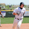 Legacy's Jakob Bublitz runs the bases after hitting a home run against Rocky Mountain during Saturday's game at Legacy.<br /> <br /> April 28, 2012 <br /> staff photo/ David R. Jennings