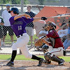 "Levi Chandler of Boulder takes a big cut against the Rocky Mountain Lobos on Saturday.<br /> For  more photos of the game, go to  <a href=""http://www.dailycamera.com"">http://www.dailycamera.com</a>.<br /> Cliff Grassmick  / August 4, 2012"
